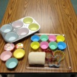 Illustration for Spring Play Dough Activities