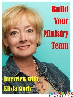 Building a Ministry Team