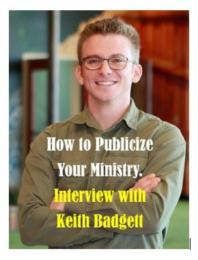 Publicize Your Ministry