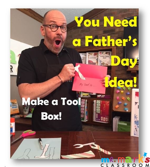 Father's Day Tool Box Craft