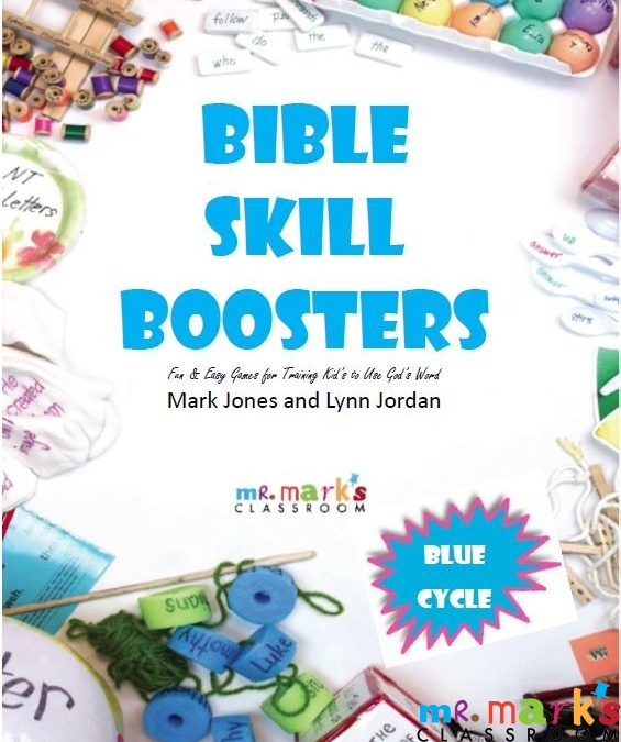 Bible Skill Boosters – Blue Cycle