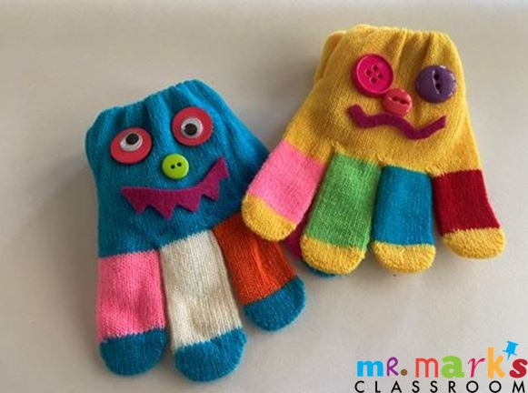 Mitten Monsters